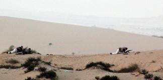Aviaţia egipteană bombardează presupuşi combatanţi islamişti în Sinai