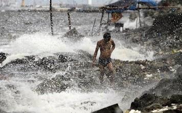"""Super-taifunul"" Usagi a lovit Filipinele și Taiwanul"
