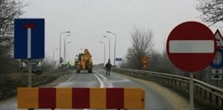 Drumul Național 251 închis din cauza viiturilor