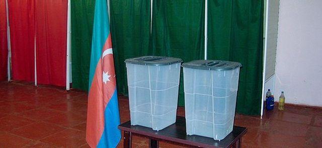Azerbaidjanul ar fi făcut publice rezultatele alegerilor prezidențiale ÎNAINTE de începerea votului