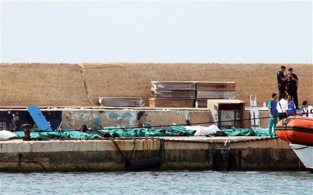 Comisia Europeană vrea organizarea unei mari operaţiuni de securitate în Marea Mediterană