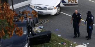 SUA: Femeie împușcată pentru că a încercat să treacă peste o baricadă de la Casa Albă