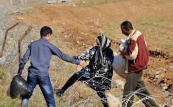 Turcia vrea să oprească imigrația ilegală prin construirea unui zid de-a lungul unei părți a graniței cu Siria