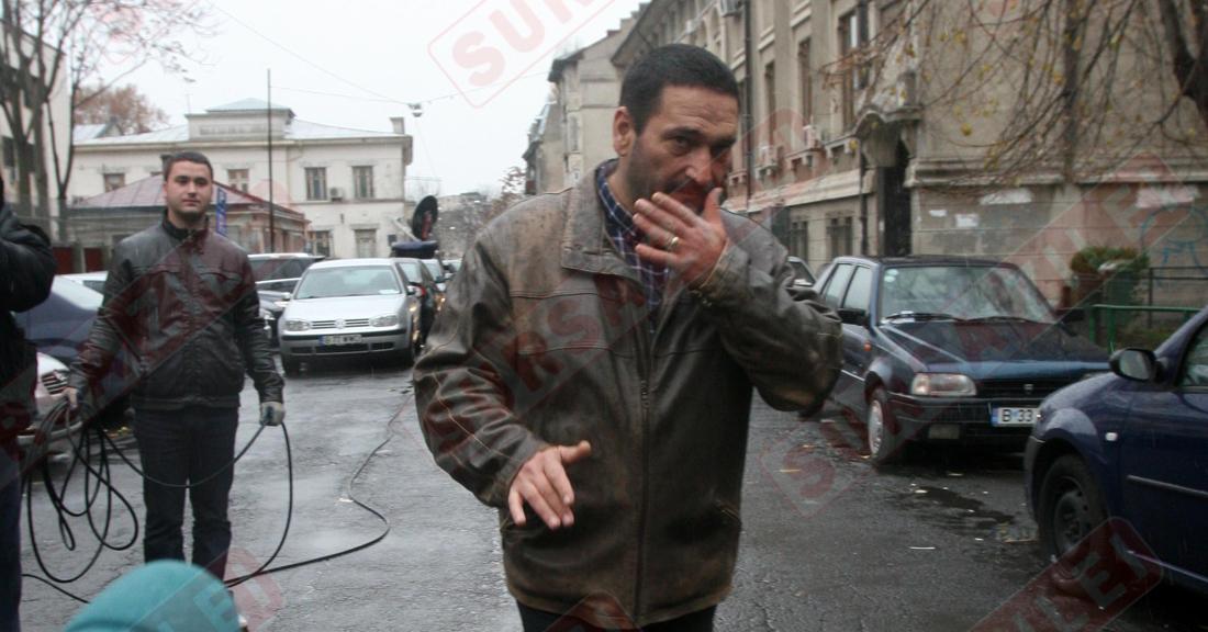 Seful BCCO Alba, Traian Berbeceanu, a fost arestat ...  |Traian Berbeceanu