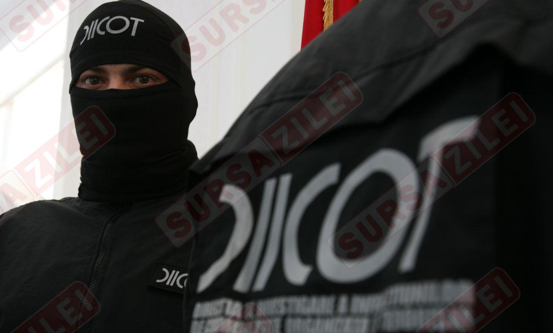 Procurorii DIICOT au efectuat miercuri șapte percheziții în Târgu ...
