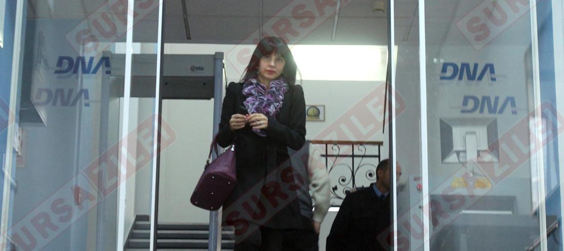 Laura Chițoiu, trimisă în judecată de DNA