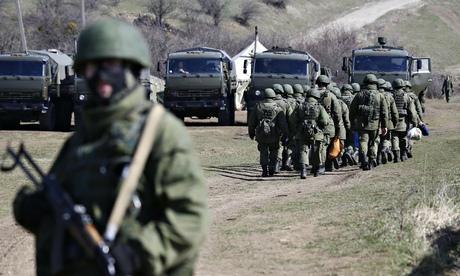ucraina - trupe rusesti