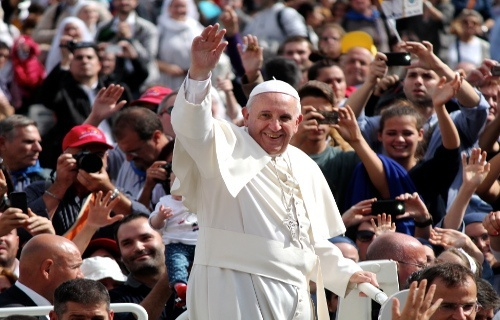 papa francisc 3