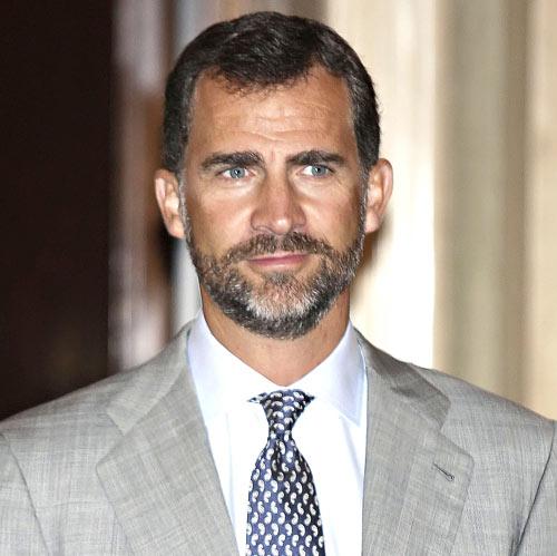 Felipe de Asturias - Spania