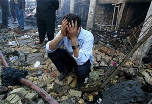irak - civili