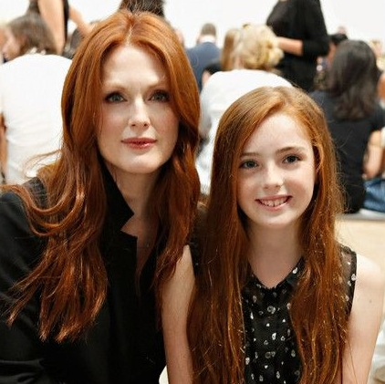 Julianne Moore and Liv