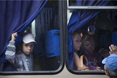 ukraine exodus