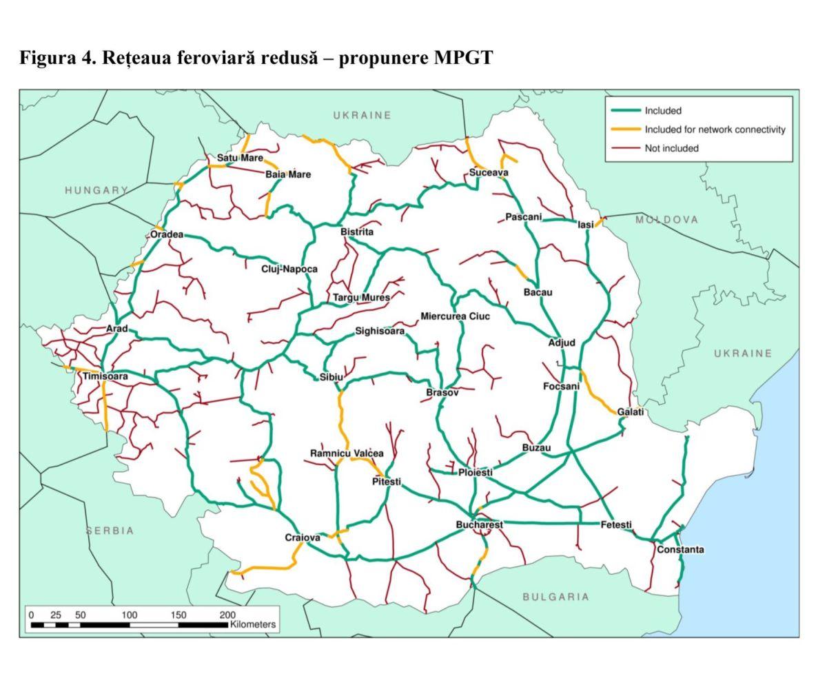 Linii De Cale Ferată Inchise După Ce S A Investit In Modernizarea