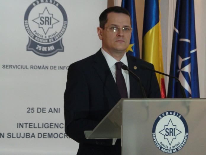 Directorul SRI, Eduard Hellvig, desecretizează protocolul cu ICCJ