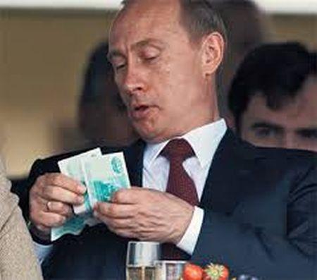putin ruble