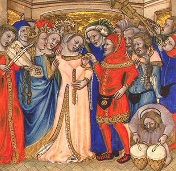 nunta_medievala