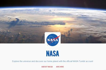 NASA sigla online