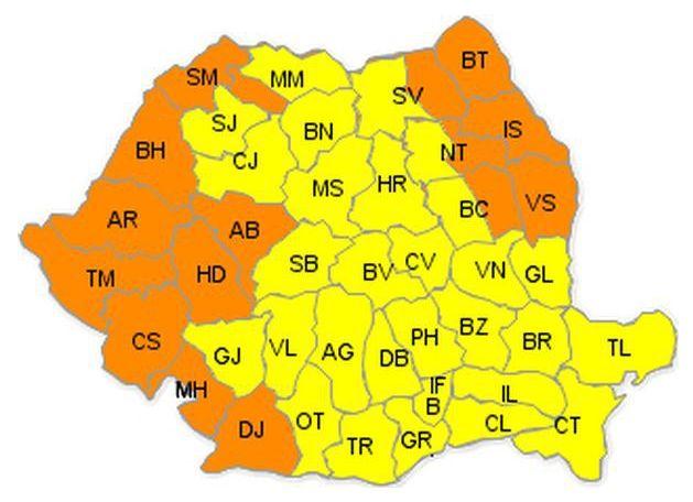 harta canicula 1