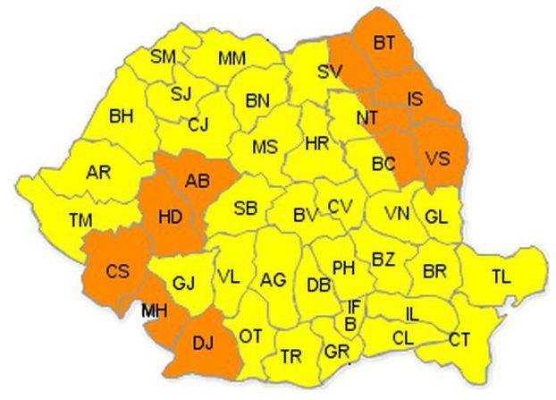 harta canicula 2