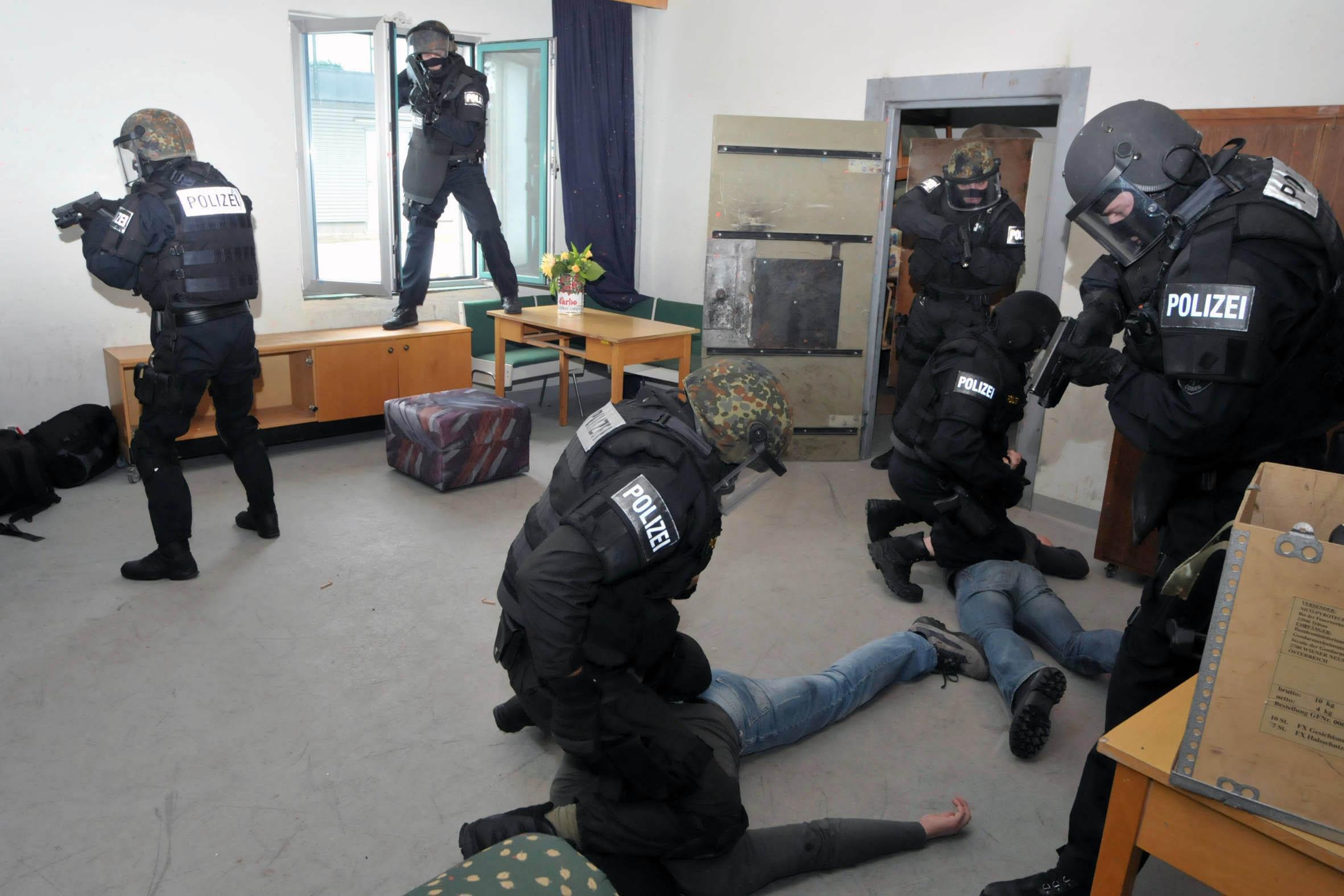 austria politie teorrism