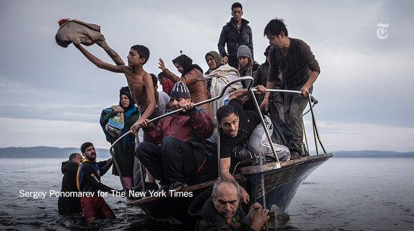 reuters refugiati