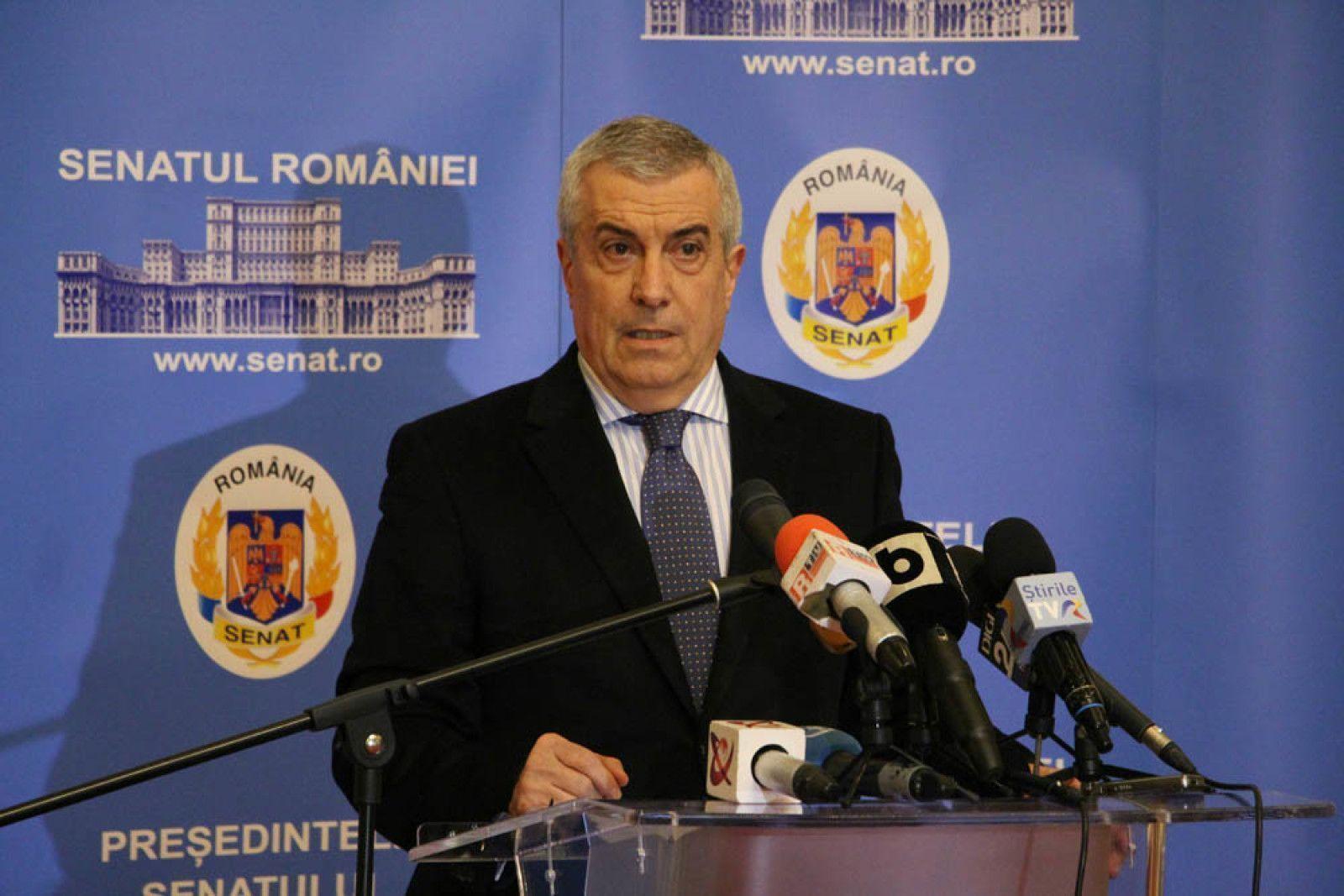 Calin Popescu Tariceanu, despre Directiva UE privind prezumția de nevinovăție