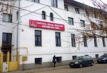 Sediul PSD Timiș, atacat cu cocktailuri Molotov