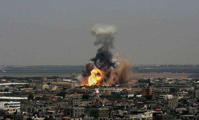 israel, atac, obiective, hamas, atac aerian