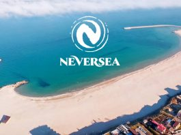 neversea 2018, check-in, on-line,