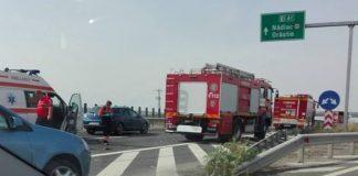 accident, autostrada A1, trei morti, patru raniti, deva-orastie