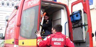 accident dn 79 a, arad, un mort, cinci raniti
