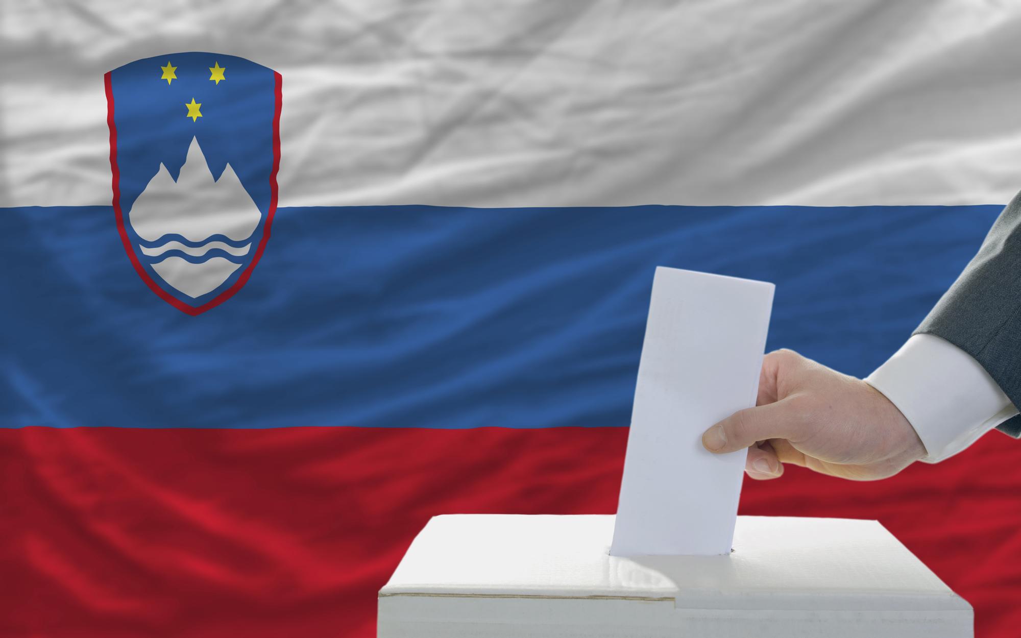 slovenia, partidul democrat sloven, favorit sondaje, alegeri parlamentare