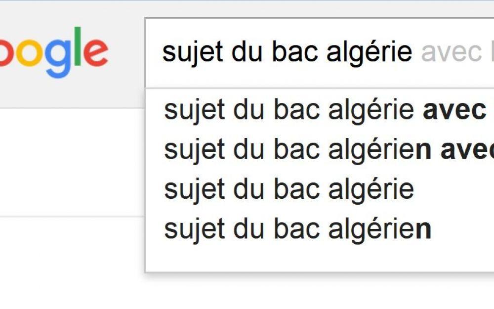 algeria, internet oprit, bacalaureat,