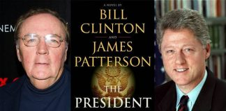 bill clinton, thriller politic, lansare, the president is missing