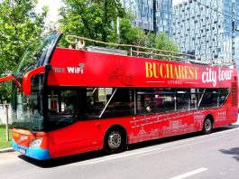 bucuresti, ratb, bucharest city tour, 1 iunie 2018, program, traseu
