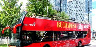 bucuresti, ratb, bucharest city tour, 1 iunie 2018, program, traseu