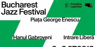 bucharest jazz festival 2018, line-up, cantareti renumiti,