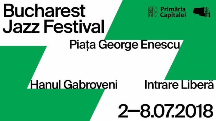 bucharest jazz festival 2018, line-up, cantareti renumiti,