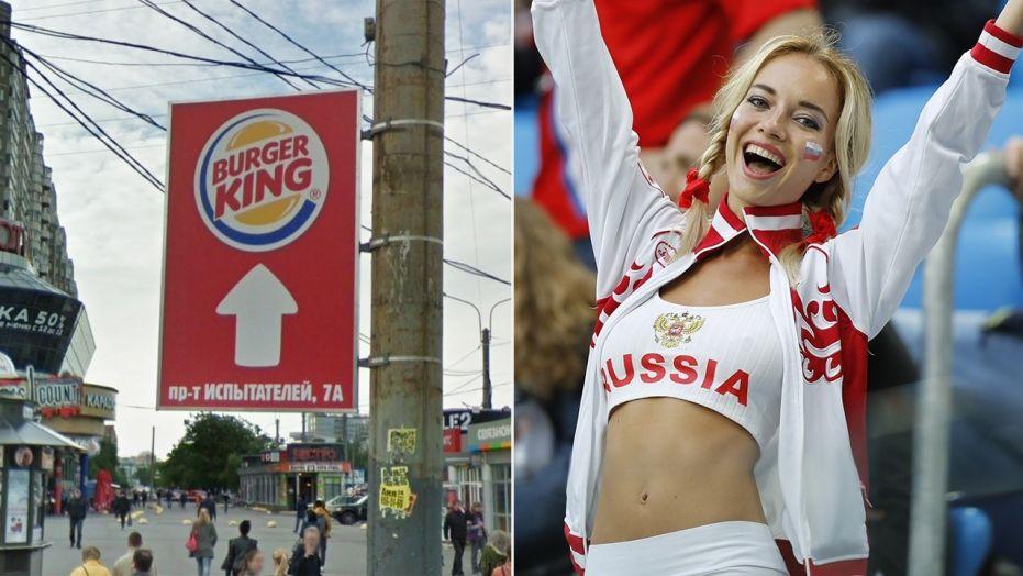 cm rusia 2018, burger king, campanie, prost gust, scuze