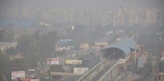 poluare extrema, kanpur, india, oms