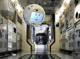 Staţia Spaţială Internaţională, nasa, robot, cimon