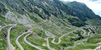 cnair, transfagarasan, circulatie reluata