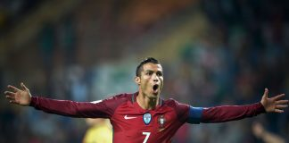 Cristiano Ronaldo a intrat în istorie după hat-trick-ul cu Spania