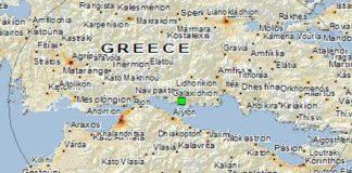 cutremur, grecia, peloponez