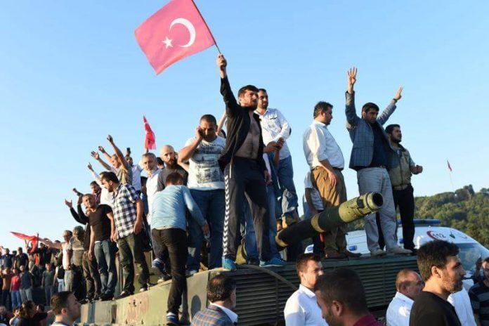 fotbalisti, turcia, inchisoare, puci, 2016