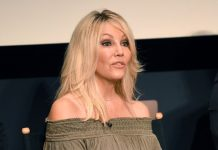 Heather Locklear, actrita americana, spital de nebuni, sinucidere