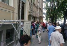 incendiu, clinica orl, timisoara, persoane evacuate