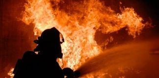 incendiu, manastire sf mina, rosiori, isu