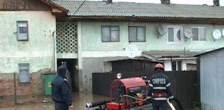 IGSU, ploi, localitati afectate