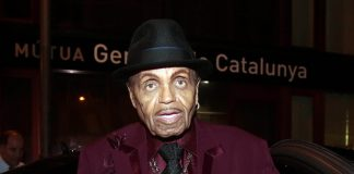joe jackson, deces, tata michael jackson, cancer